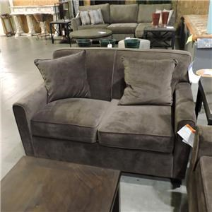Metro Collection Clearance Baja Chocolate Loveseat
