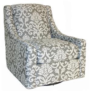Bauhaus Connick Contemporary Swivel Chair