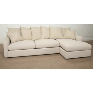 Bauhaus H16 Sectional with Chaise