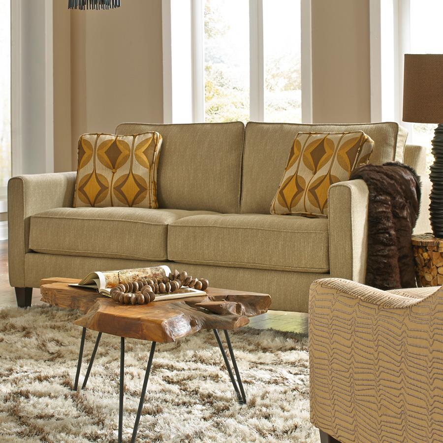 Metro Collection Reston Apartment Sofa - Item Number: K17A-20