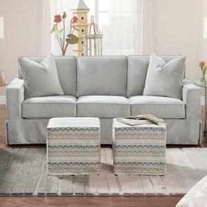 Bauhaus Paige Slipcover Sofa