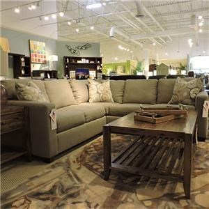 Metro Collection Simple Solutions Sectional Sofa