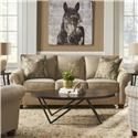 Metro Collection Transfer Collette Sofa - Item Number: 955548291