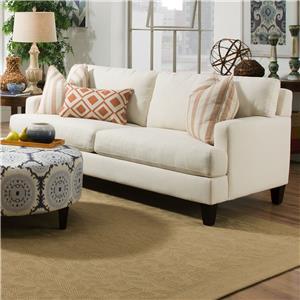 Bauhaus Trey Transitional Sofa