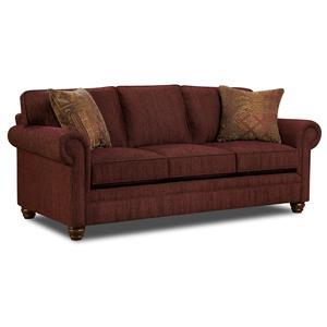 Exceptionnel Bauhaus Z18A Traditional Sofa