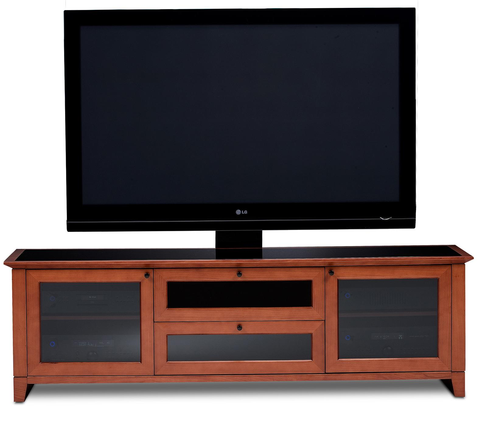 BDI Novia Home Theater Cabinet - Item Number: 8429-2 Natural