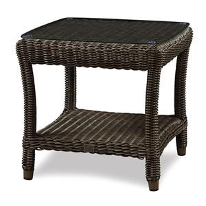 BeachCraft Bayou Outdoor/Patio End Table