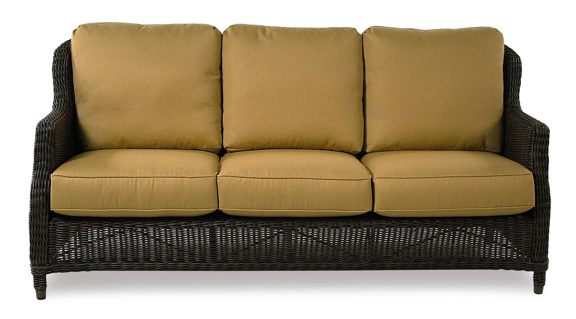 BeachCraft Bayou Outdoor/Patio Sofa - Item Number: S9858-S