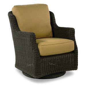 BeachCraft Bayou Outdoor/Patio Swivel Glider