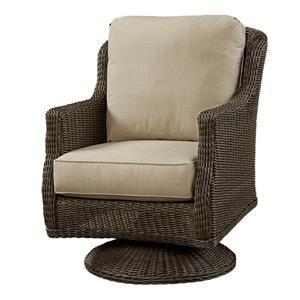 BeachCraft Brighton Brighton Swivel Rocker Chair