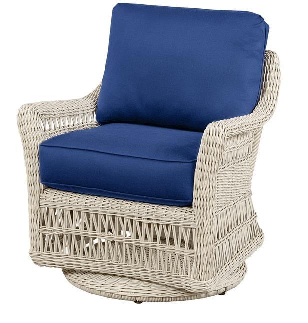 Paddock Swivel Glider Chair
