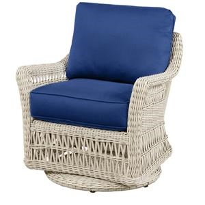 BeachCraft Paddock 2016 Paddock Swivel Glider Chair