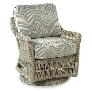 Outdoor/Patio Swivel Glide Chair