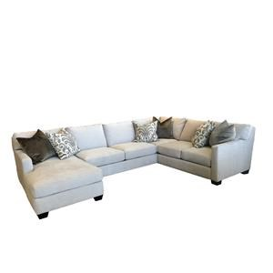 Reeds Trading Company 1300 1300 3 Piece Sectional