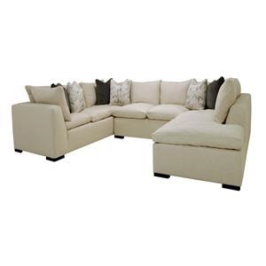 Reeds Trading Company Memphis Sectional Sofa