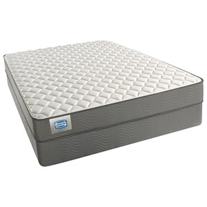 "Twin 8 1/2"" Innerspring Mattress Set"