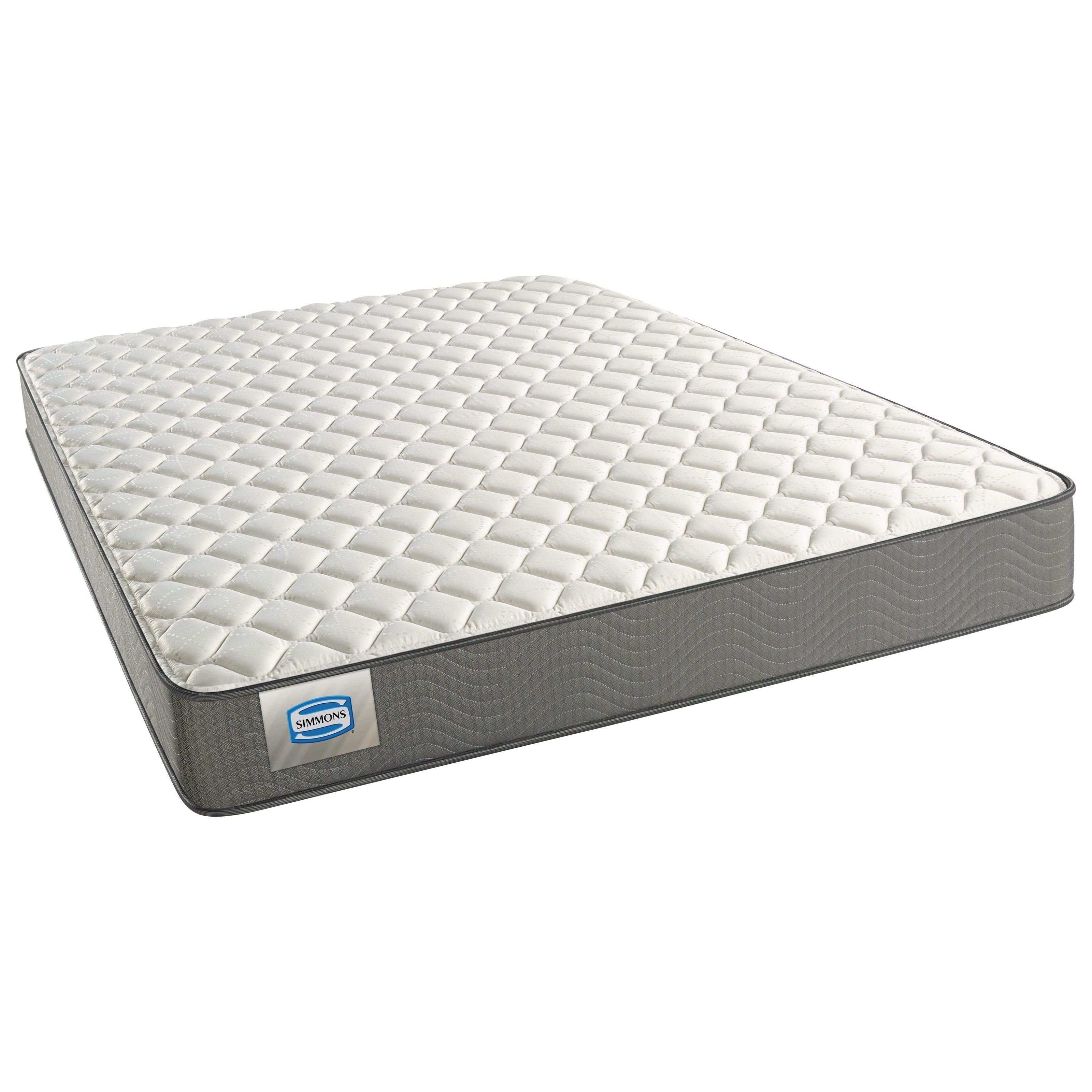 "Archmore Firm Hot Buy Twin XL 8 1/2"" Innerspring Mattress by Beautyrest at Houston's Yuma Furniture"