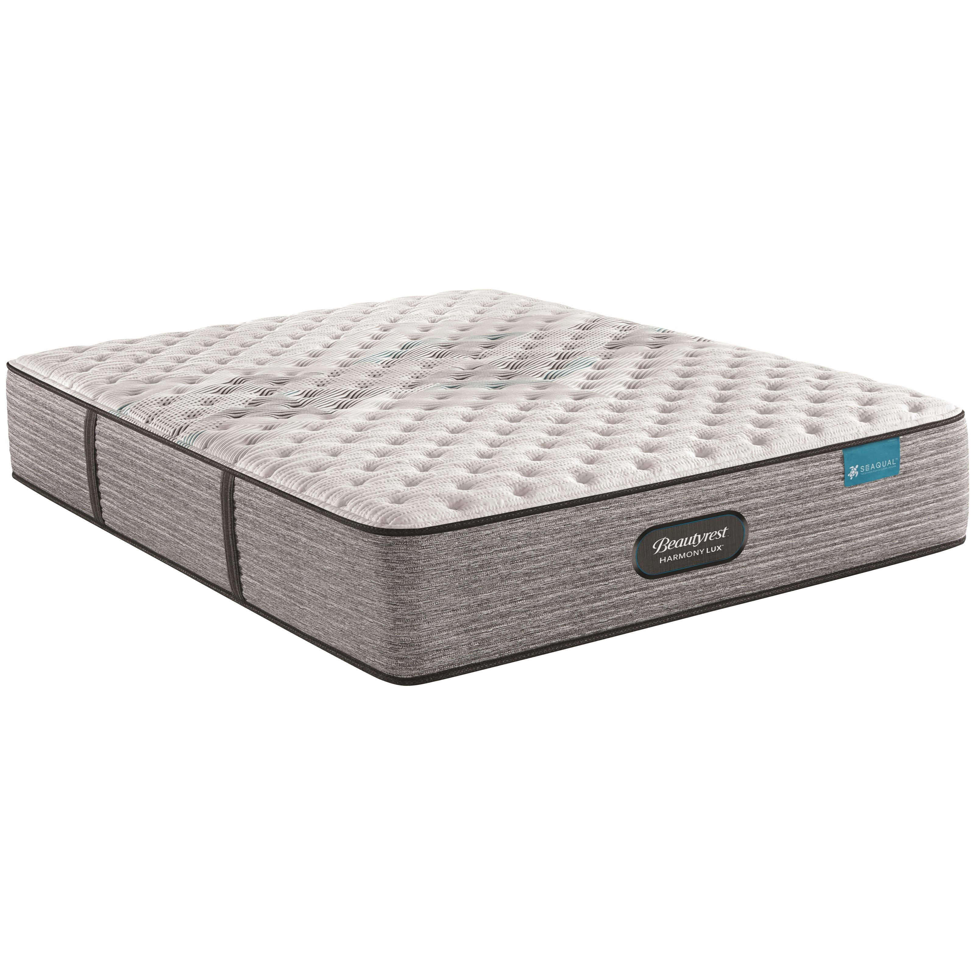 "Carbon Extra Firm Full 13 1/2"" Extra Firm Mattress by Beautyrest at Darvin Furniture"