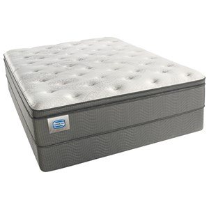 "Full 12 1/2"" Pocketed Coil Mattress Set"