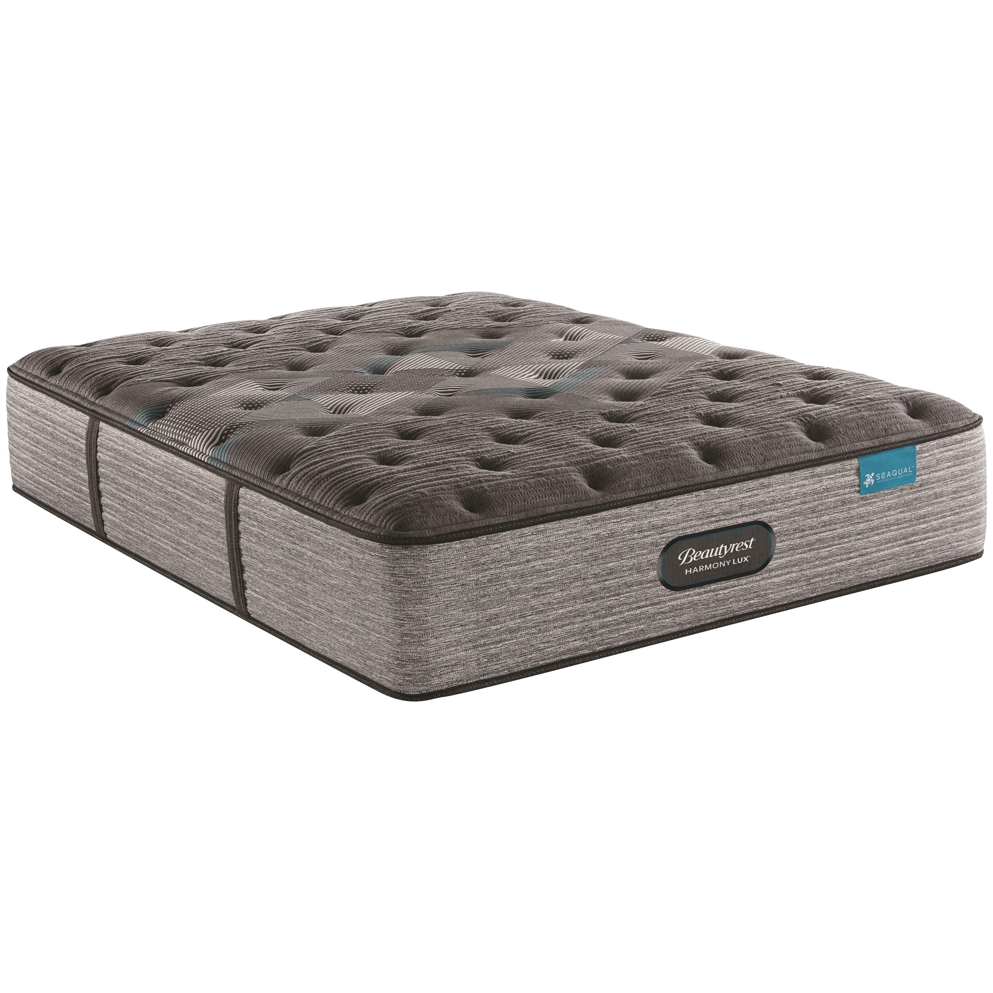 "Diamond Series Medium King 14 3/4"" Medium Firm Premium Mattress by Beautyrest at Rotmans"
