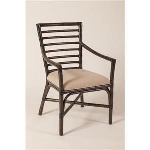 C.S. Wo & Sons Hampton Dining Arm Chair
