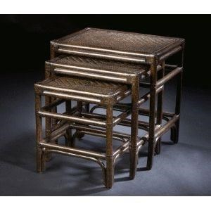 C.S. Wo & Sons Java Nesting Tables