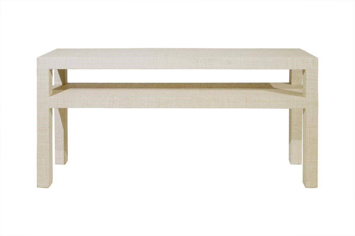 C.S. Wo & Sons Laguna Console Table - Item Number: Laguna
