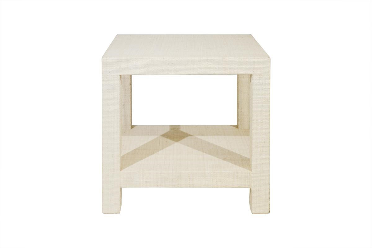 C.S. Wo & Sons Laguna Side Table - Item Number: Laguna