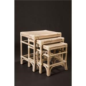 C.S. Wo & Sons Lanikai Nesting Tables