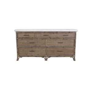 C.S. Wo & Sons Mandarin 7 Drawer Dresser