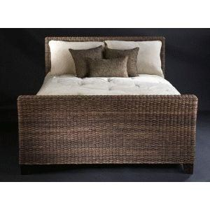 C.S. Wo & Sons Visions Queen Bed - Item Number: Visions