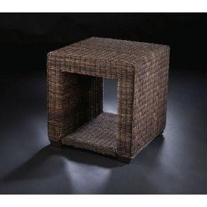 C.S. Wo & Sons Visions End Table