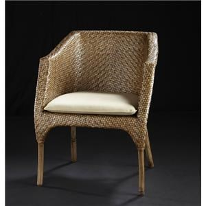 C.S. Wo & Sons Carla II Arm Chair