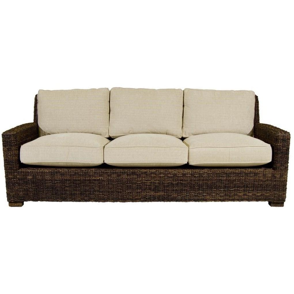 C.S. Wo & Sons Corona II Sofa - Item Number: PKG CORONA II SOFA