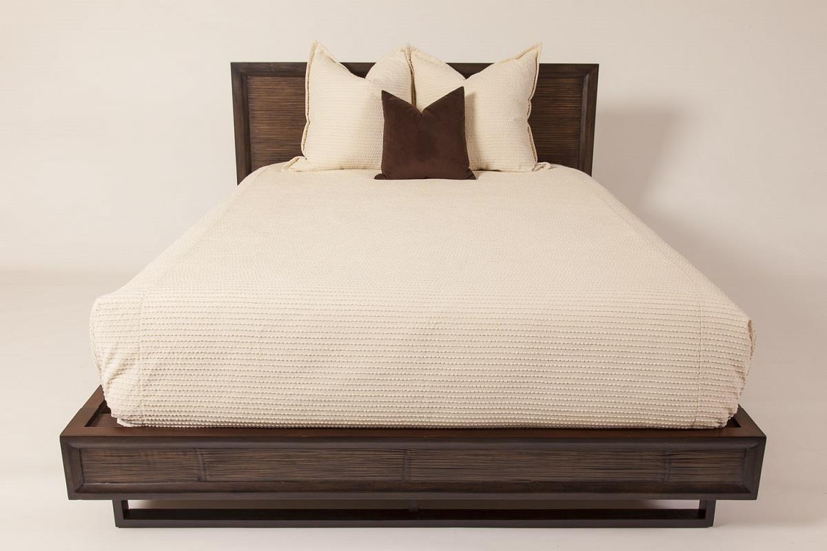 C.S. Wo & Sons Loft California King Bed - Item Number: Loft King Pltfm