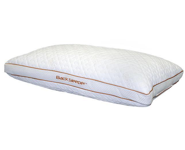 Bedgear Align Position Pillow Align-Back Sleeper Pillow - Item Number: BGM052WBQ