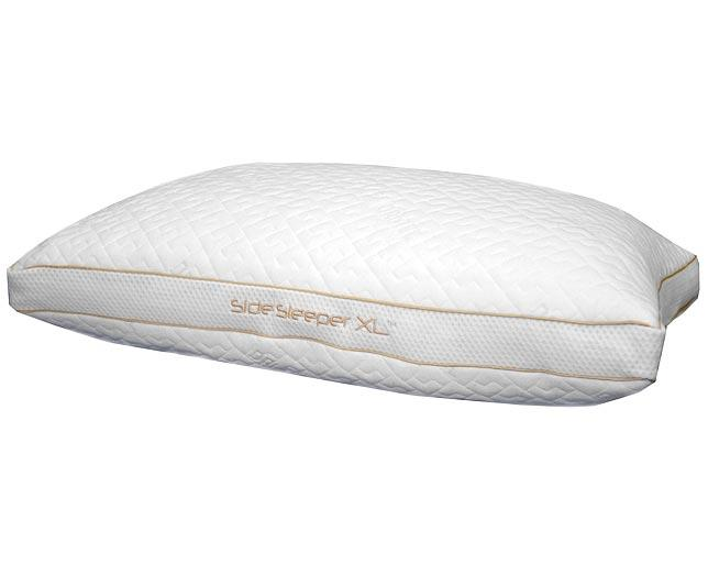 Bedgear Align Position Pillow Align-Side Sleeper Pillow - Item Number: BGP052WMQ