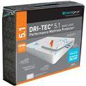 Bedgear Dri-Tec® 5.1 Dri-Tec® Queen Mattress Protector - Item Number: BGM13AWFQ