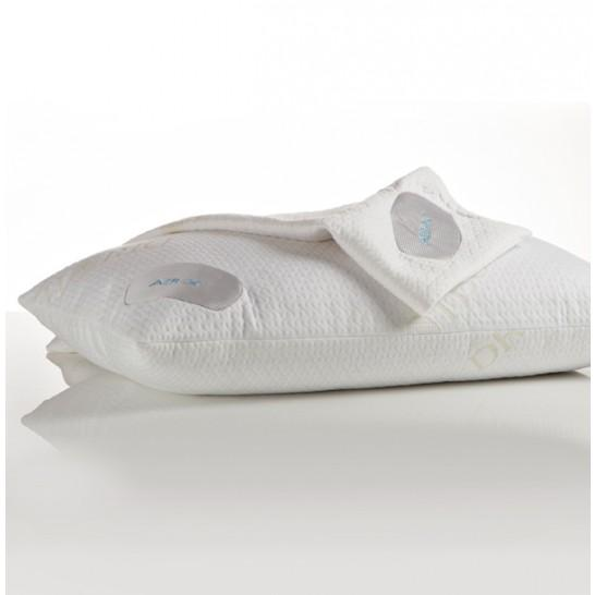 209 Dri-Tec® Air-X® Jumbo / Queen Pillow Protector - Item Number: BGX03AWZ