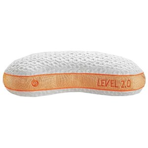 Bedgear Level Performance Pillows Level 2.0 Performance Pillow - Medium Body