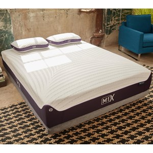 Bedgear M1X Performance Mattress Queen M1X Performance Mattress