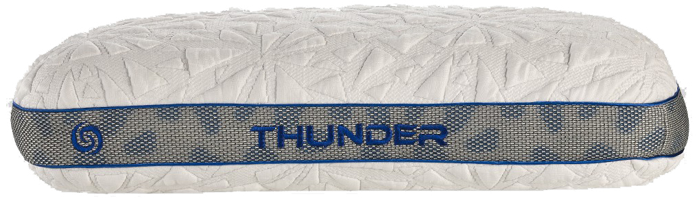 Bedgear Storm Series Pillows Thunder 1.0 Personal Performance Pillow - Item Number: BGP42AWSP