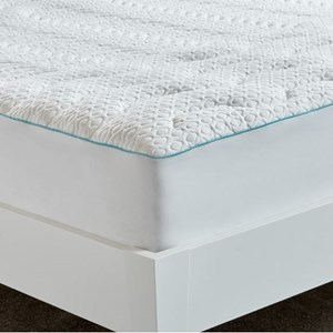 Bedgear Ver-Tex 6.0 Mattress Pad Queen Mattress Pad