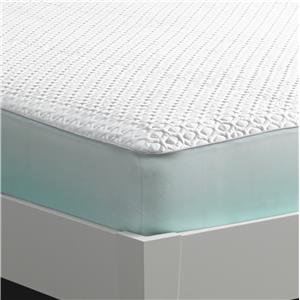Bedgear Ver-Tex Twin Mattress Protector