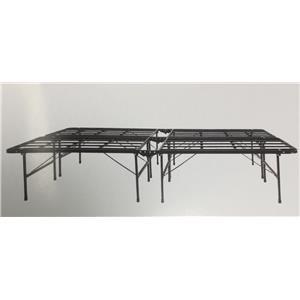 BedInABox HighRise Platform Bed Frame Full HighRise Frame
