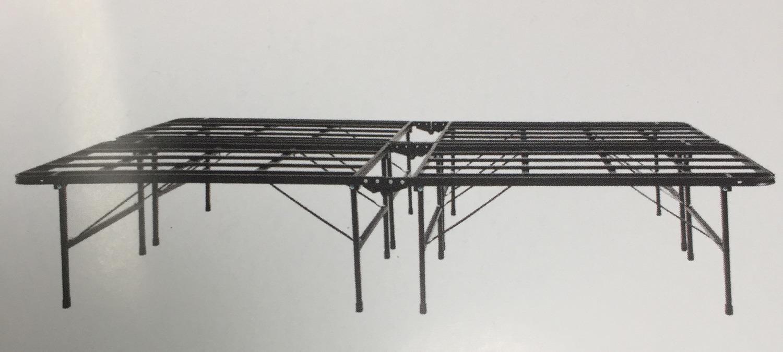 High rise bed frame - Bedinabox Highrise Platform Bed Frame Queen Highrise Frame Item Number Wshr50
