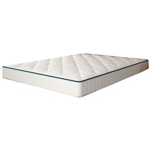 "BedTech Aspen 7 Queen 7"" Innerspring Mattress"