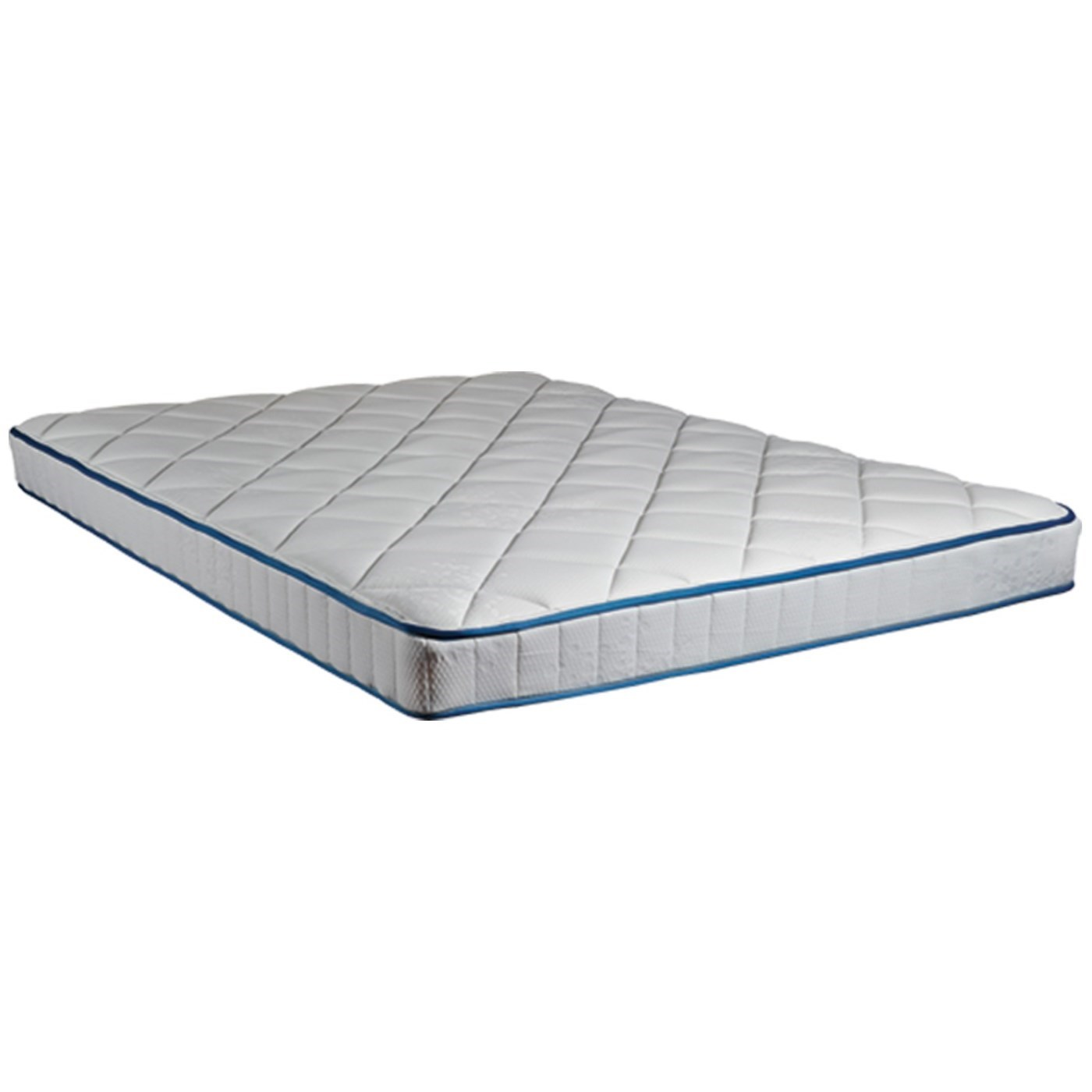"Queen 8"" Innerspring Mattress-in-aBox"