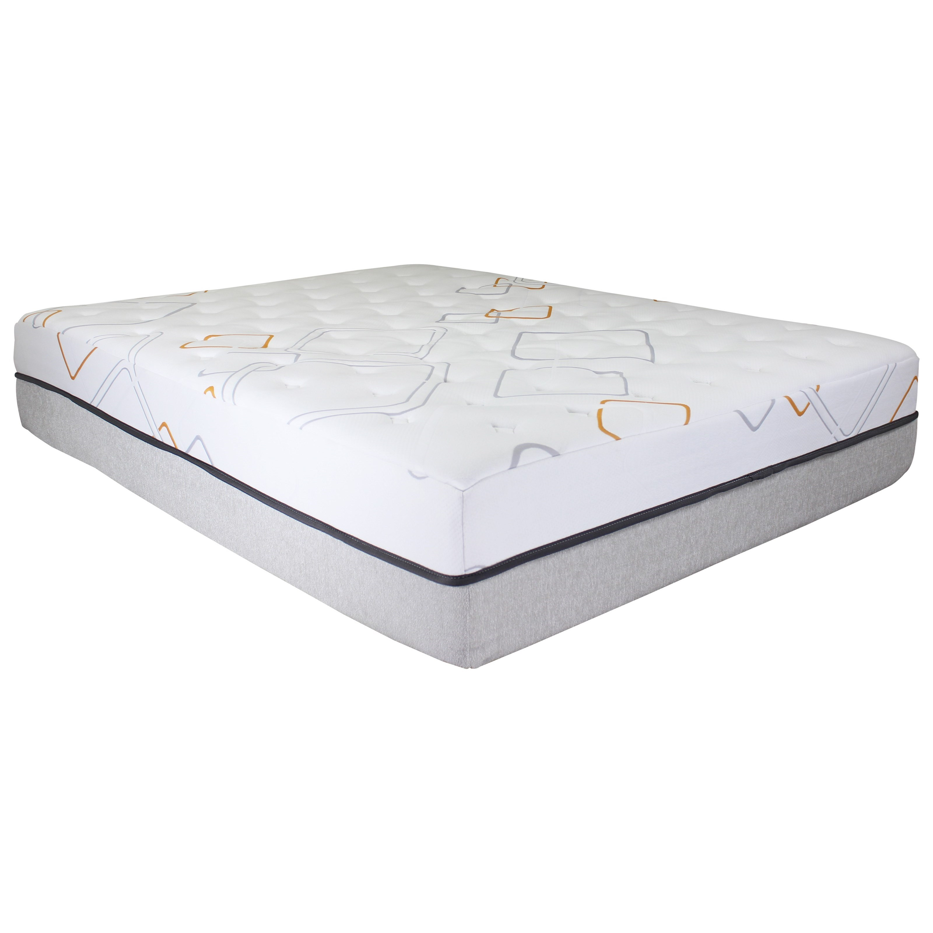 queen number item products mattress nights ultimate plush starry hybrid simmons