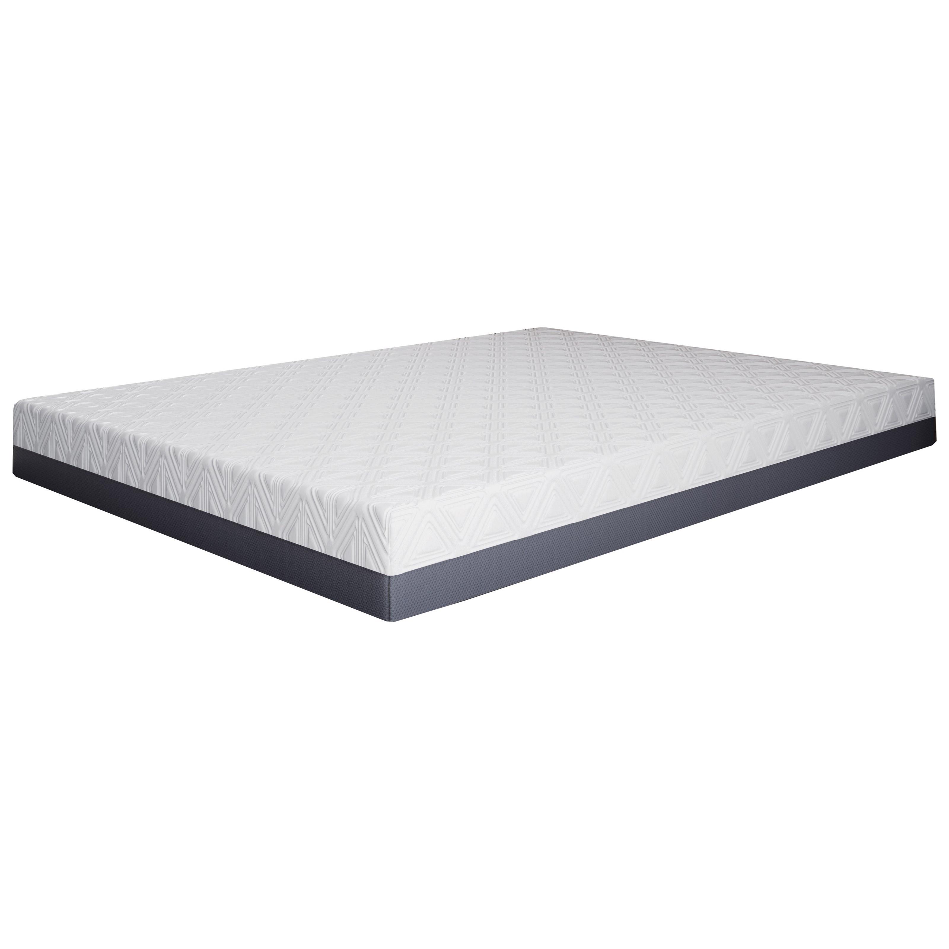 Bedtech Pur Gel Colorado 10 Pg1046 Full Gel Memory Foam Mattress